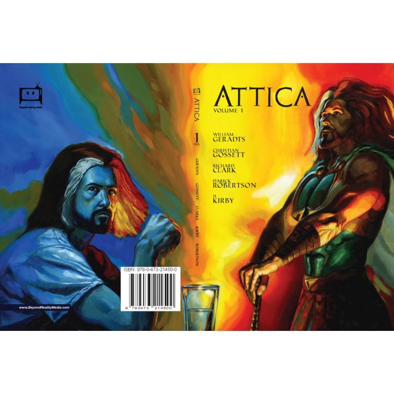 Attica - Volume One
