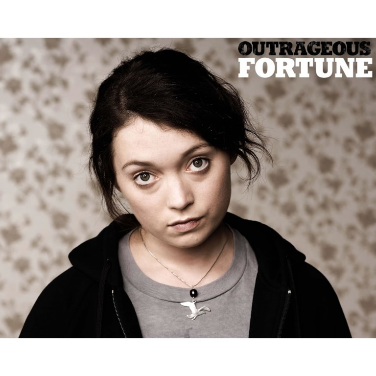 Antonia Prebble - Outrageous Fortune Absentee Pack