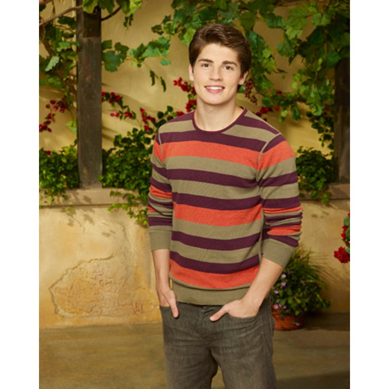 Gregg Sulkin - Wizards of Waverly Place Absentee Pack