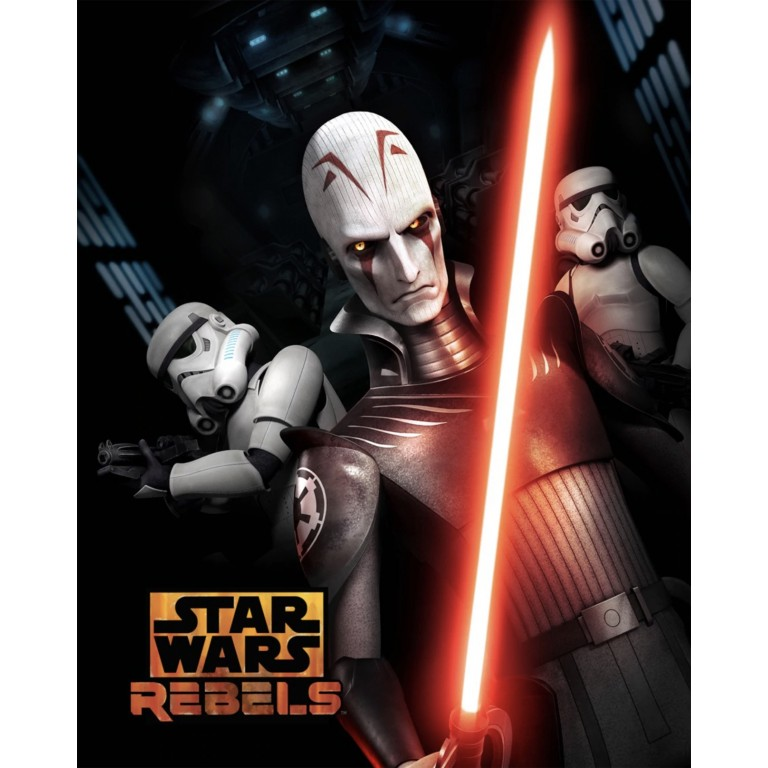Jason Isaacs - Star Wars Rebels Absentee Pack