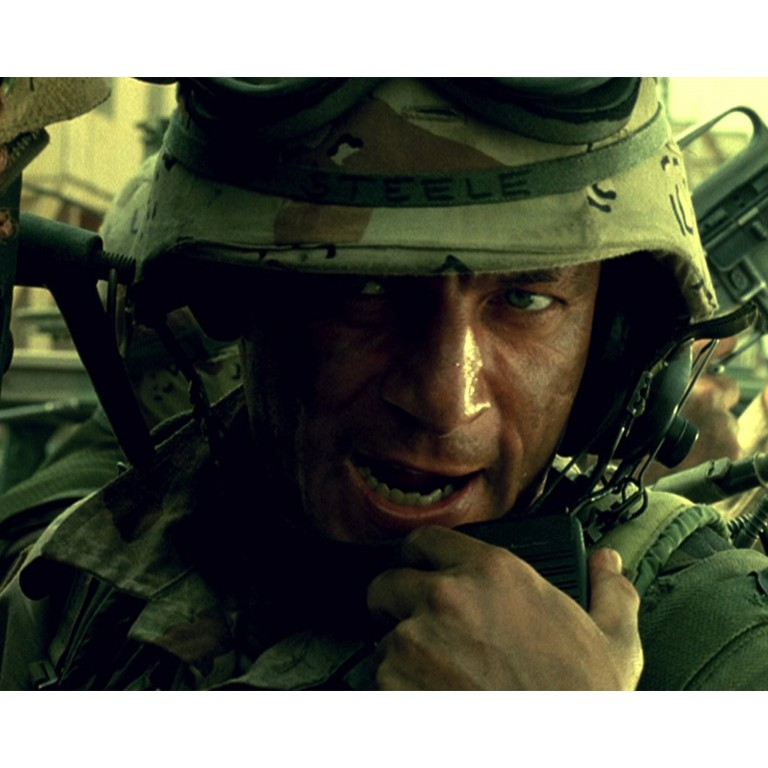 Jason Isaacs - Black Hawk Down Absentee Pack