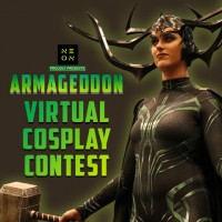 Armageddon Virtual Cosplay Contest Entry Fee