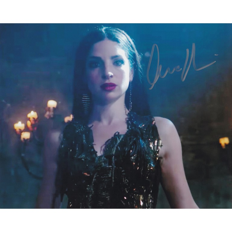 Anna Hopkins - Shadowhunters