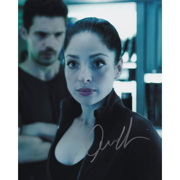 Anna Hopkins - The Expanse