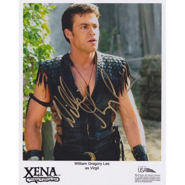 William Gregory Lee - Xena