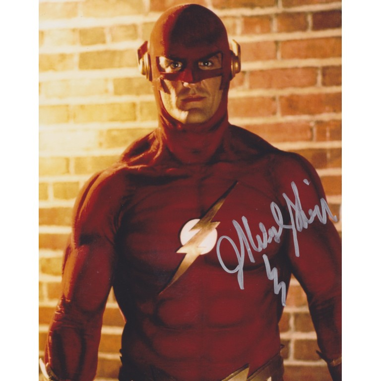 John Wesley Shipp - The Flash
