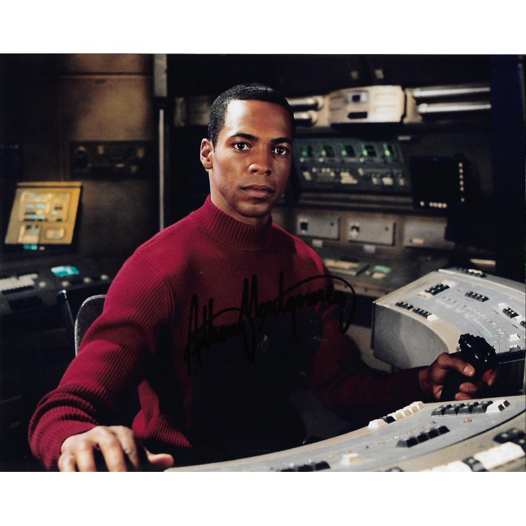 Anthony Montgomery - Star Trek Enterprise