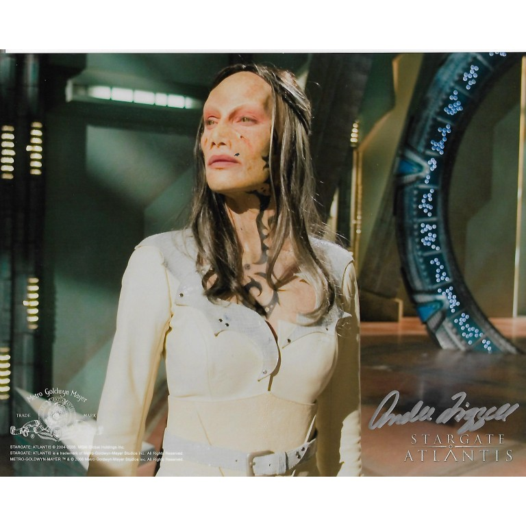 Andee Frizzell - Stargate Atlantis