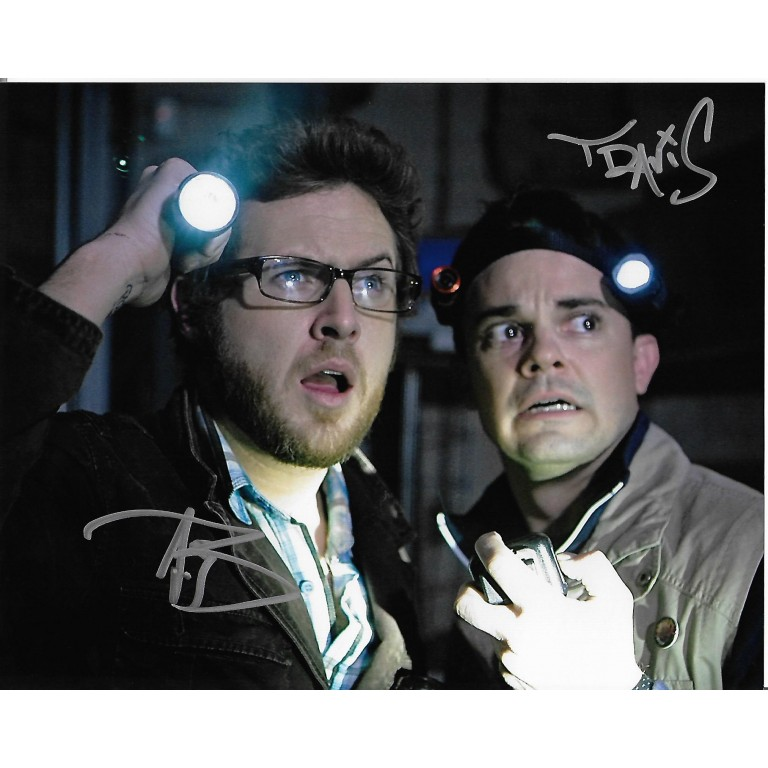 AJ Buckley and Travis Wester - Supernatural