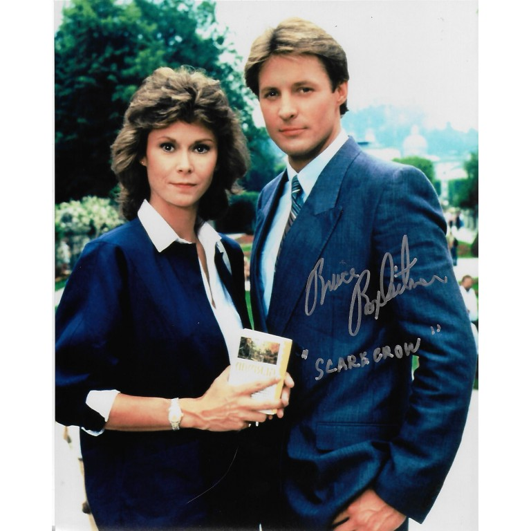 Bruce Boxleitner - Scarecrow and Mrs King
