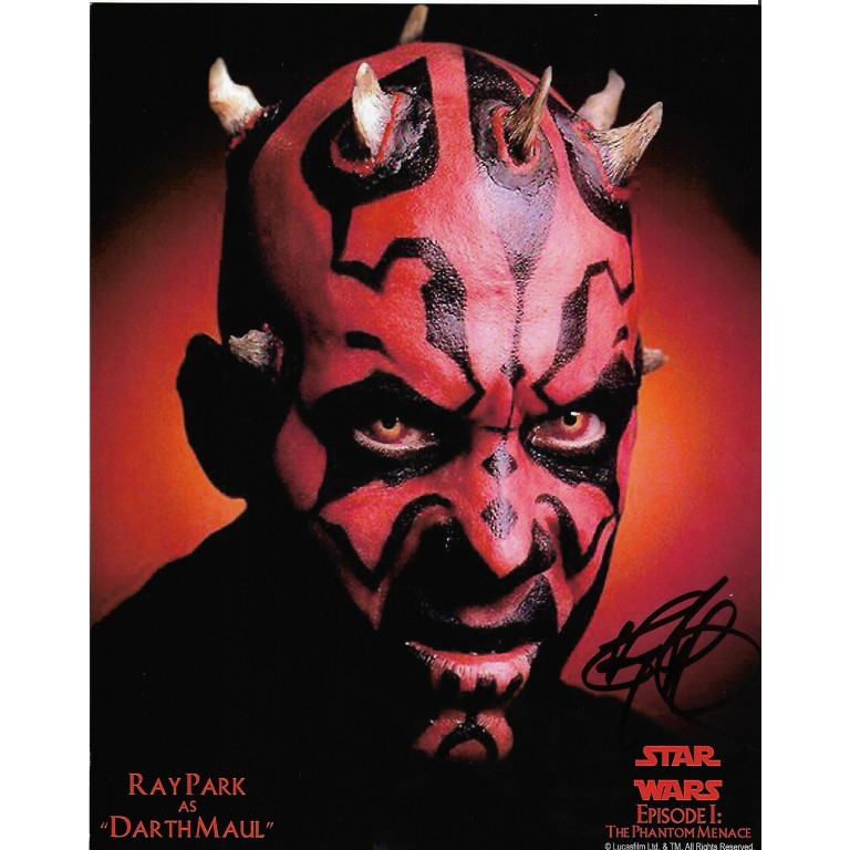 Ray Park - Star Wars