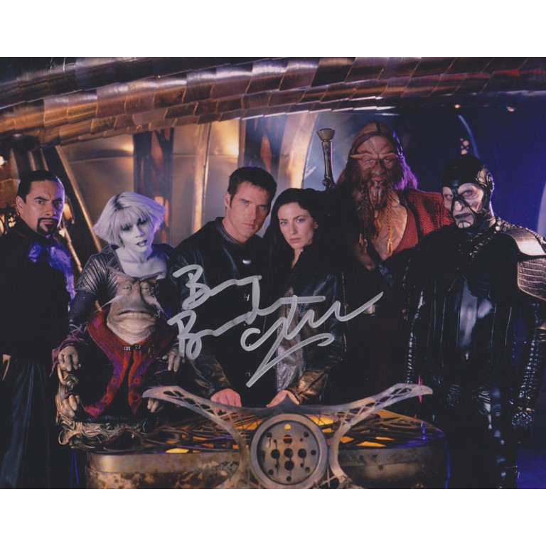Ben Browder + Claudia Black - Farscape