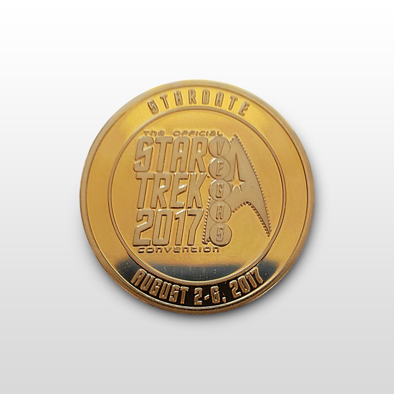 Star Trek: The Next Generation 30th Anniversary Coin