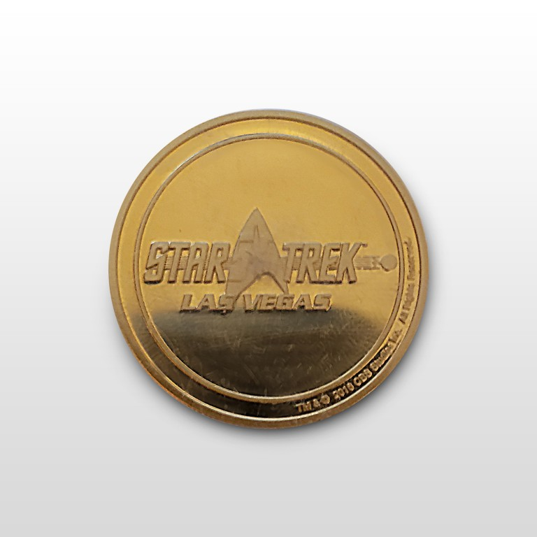 Star Trek 50th Anniversary Coin