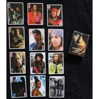 Wynonna Earp Poker Cards