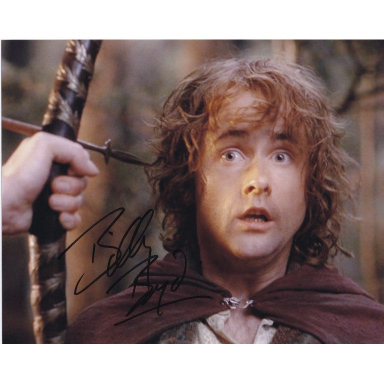 Billy Boyd - Lord of the Rings