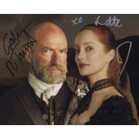 Outlander Duo - Graham McTavish & Lotte Verbeek