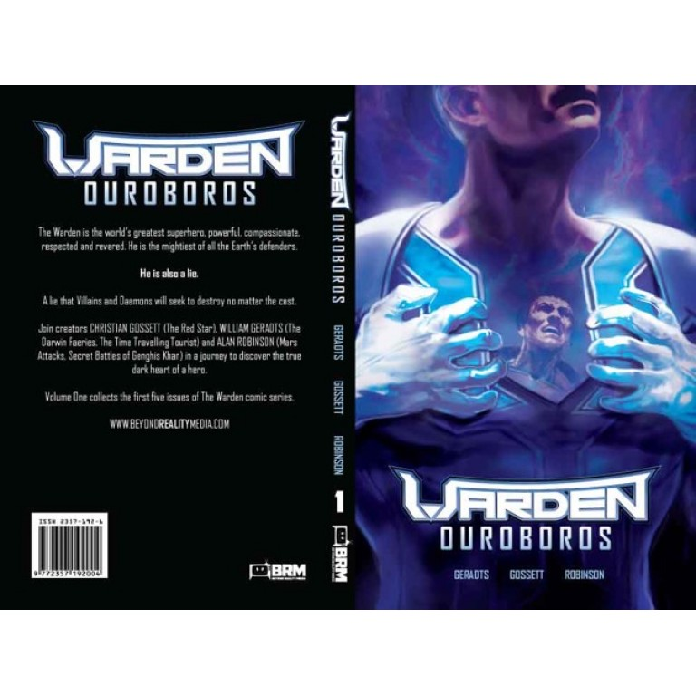 The Warden: Oroboros - Volume One  - Graphic Novel