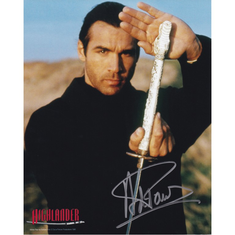 Adrian Paul - Highlander