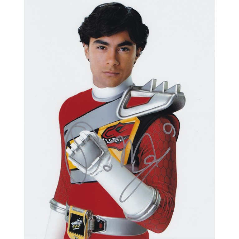 Brennan Mejia - Power Rangers Dino Charge