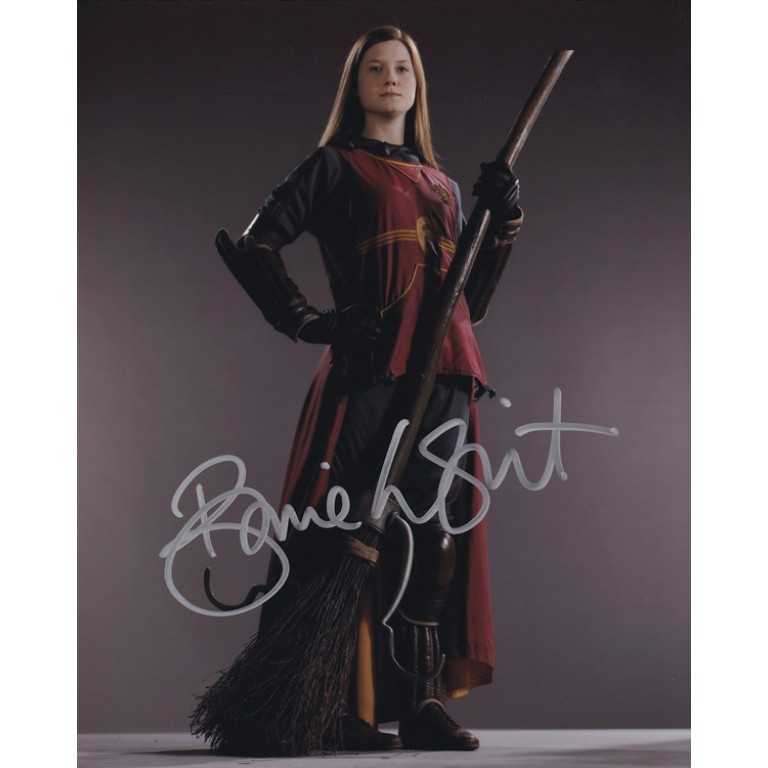 Bonnie Wright - Harry Potter