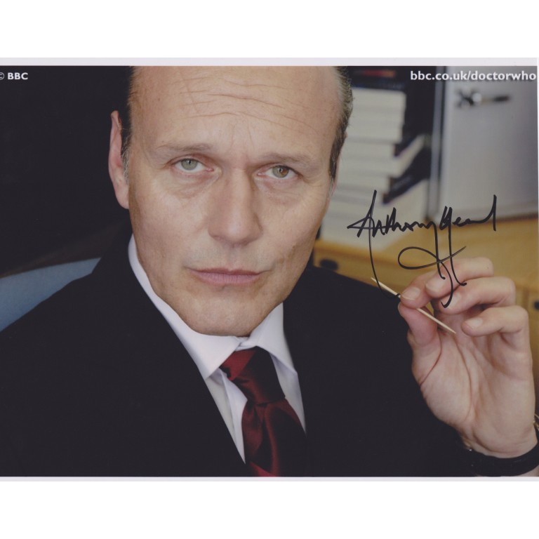 Anthony Head  - Doctor Who
